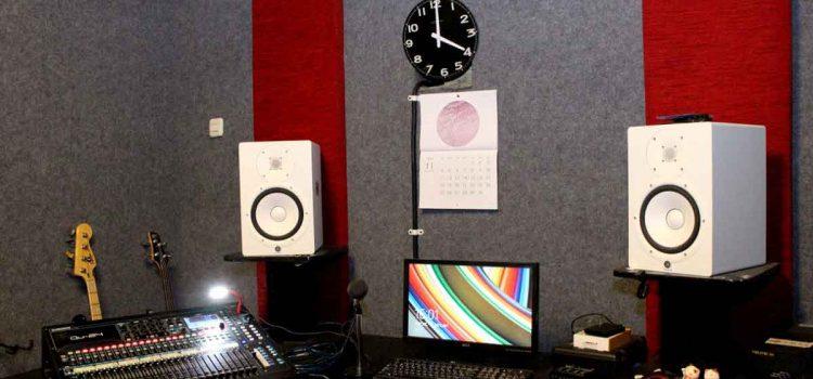 2MAX Studio: Tempat Live Recording Cepat, Nyaman, Berkualitas