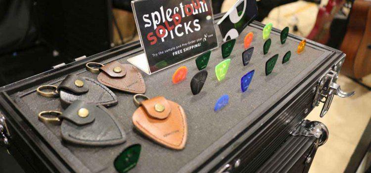 Guitar Experience 2018 : Splectrum Kenalkan Plectrum Dengan Pilihan Tone Suara