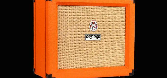 Orange Crush 35RT: Amp Combo yang Padat dengan Styling Oranye Klasik dan Reverb