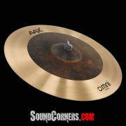 Sabian AAX Omni Crash/Ride: Crash This Ride, Ride This Crash