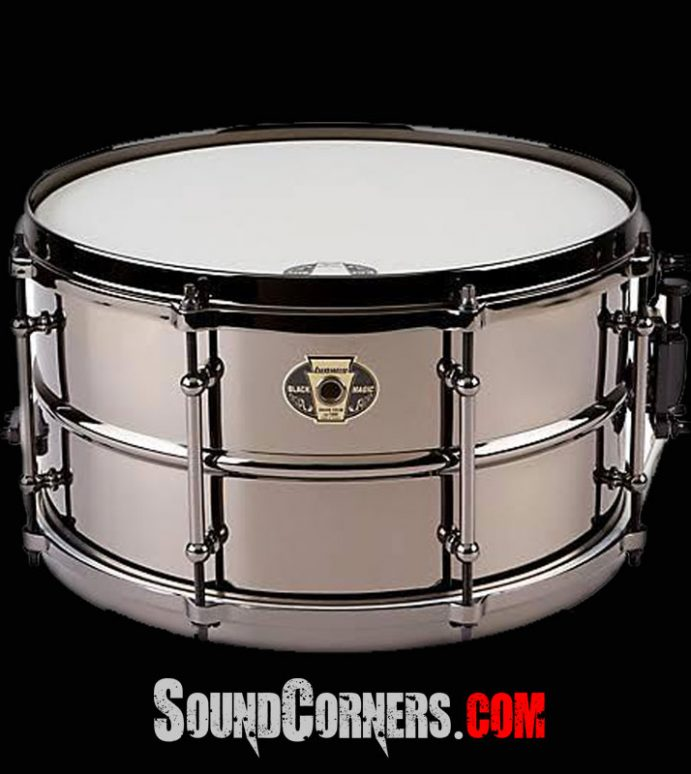 Ludwig Black Magic Snare Drum: Penyempurnaan dari Ludwig Black Beauty