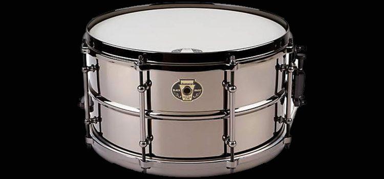 Ludwig Black Magic Snare Drum: Penyempurnaan dari Ludwig Black Beauty