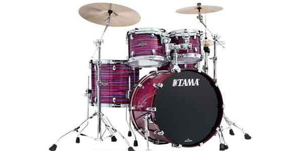 Tama Starclassic Maple/Birch : Pembuktian TAMA untuk Menciptakan Berbagai Jenis Suara Drum