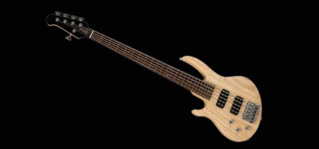 Gibson EB Bass 5-string 2019: Penambahan Agresif pada EB Lineup