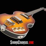 Epiphone Viola Bass : Bass vintage tanpa label harga vintage!