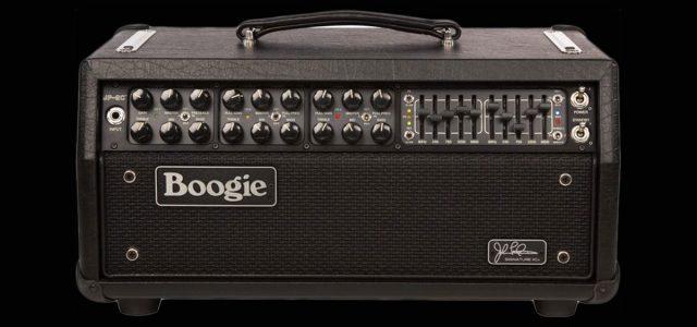 Mesa/Boogie JP-2C Mark IIC+ John Petrucci 60/100-watt Tube Head: Mark IIC+ dengan Fitur Modern