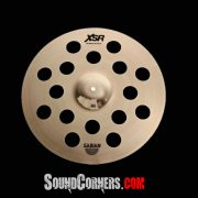 Sabian XSR O-zone Crash Cymbal: Kecelakaan Musikal dengan Kepribadian Berpisah