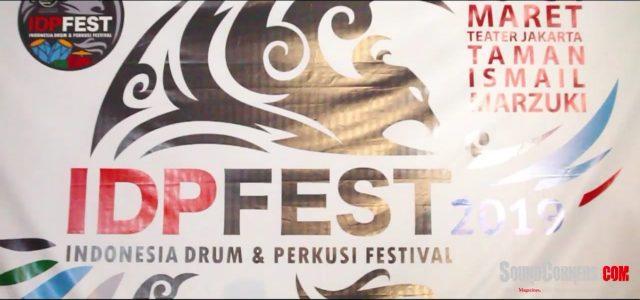 IDPFest 2019: Lebaran Para Drummer dan Percusionist