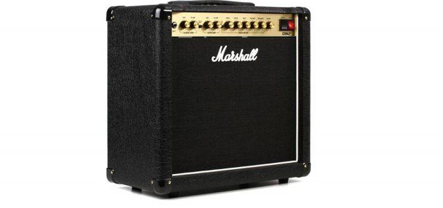 Marshall DSL20CR: DSL Legendaris Marshall Kembali Beraksi