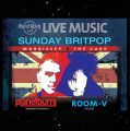 'Sunday Britpop, The Cure x Morrissey'