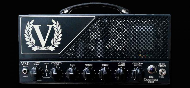 Victory V30 The Countess MkII: Full Valve Amplifier dengan Berjuta Fitur