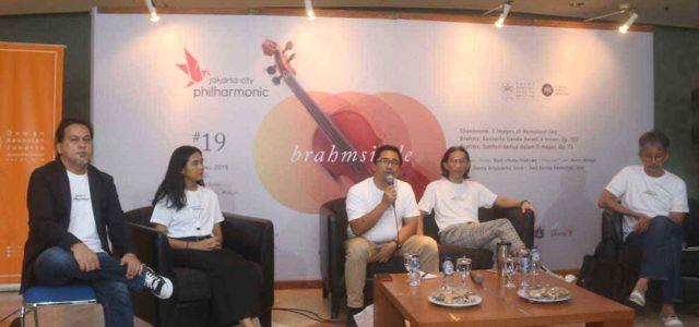 Brahmsiade Mengawali Gelaran Jakarta City Philharmonic 2019