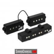 Aguilar AG 4P J-HC 4-string P/J Pickup Set – Hum Canceling: Tone P/J yang Sangar dari Aguilar