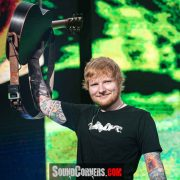 Ed Sheeran Devide World Tour 2019 Berhasil Bius Penonton Indonesia