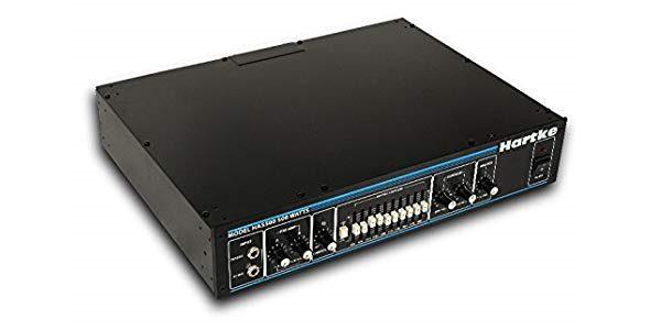 HARTKE HA3500: Powerful Bass Amplifier dengan Harga Terjangkau