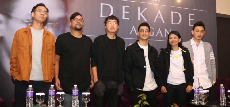 Konser Dekade Afgan Libatkan 41 Musisi Indonesia
