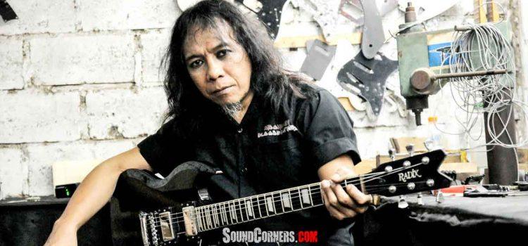 Eet Sjahranie Interview: Rahasia Sound Gitaris Rock No 1 Indonesia (Part 2)