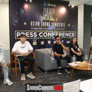 Asian Sound Syndicate Vol.1 : Festival Hip-Hop Musisi Indonesia dan Korea