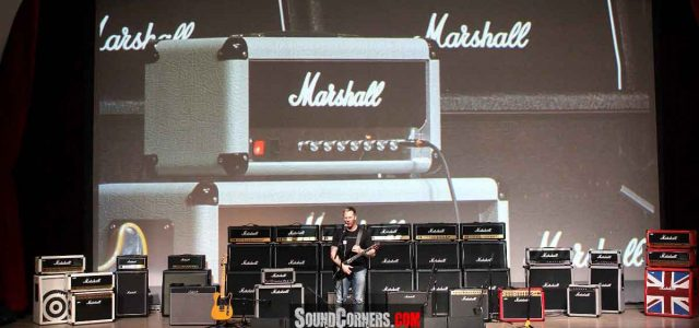 Marshall Product Tour 2019: Rockin' in 4 Cities