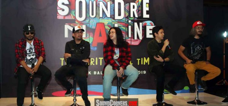 Soundrenaline 2019 : Ketika Musik Kolaborasi Seni yang Progresif Dihadirkan melalui Timeless Festival Experience