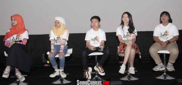 RANS MUSIC Orbitkan Lima Jebolan Idol Junior Dengan Konser Kolaborasi Bersama Langit Musik