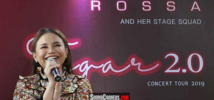Rossa Adakan konser Tegar 2.0 Menyambangi 4 Kota Besar Indonesia
