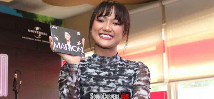 """Marion Jola Rilis Album """"MARION"""""""