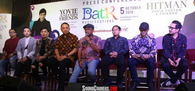 Batik Music Festival, Kolaborasi Tiga Mahakarya