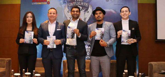 Marc Martel Akan Guncang Indonesia Awal Tahun Baru 2020