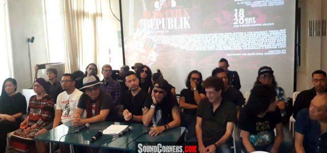 Musik Untuk Republik : Dari Musisi untuk Persatuan Indonesia