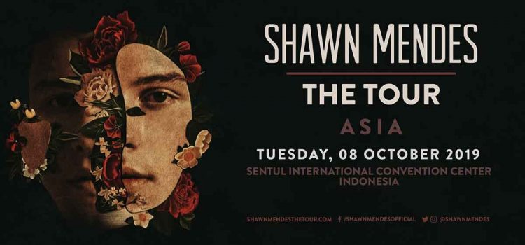 Shawn Mendes : The Tour 2019 Asia