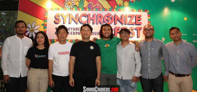 Para Jenderal Musik Melayu Hingga Didi kempot Menjadi Penampilan Spesial di Synchronize Festival 2019