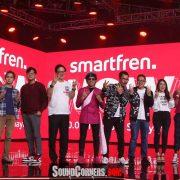 Kejutan WOW-nya Smartfren Adakan Konser Spektakuler