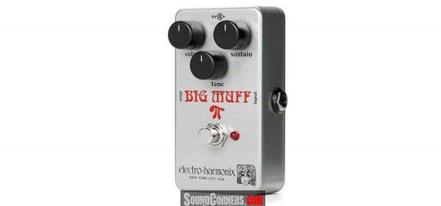 Electro-Harmonix Big Muff Pi: Reissue V2 Ram's Head 1973
