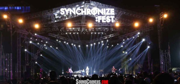 Synchronize Fest 2019 Day 1