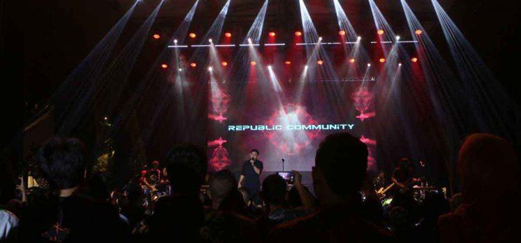 Halus Lembut, Jason Ranti, ADA Band dan Andra and The BackBone Meriahkan Mandiri ISEE FEST 2019