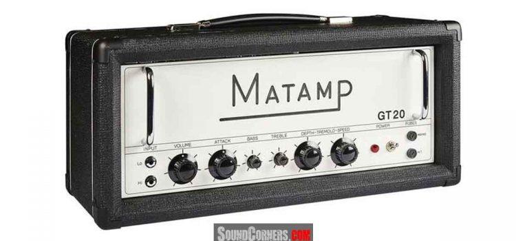 Matamp GT20: Head Inggris Dengan Sound Amerika