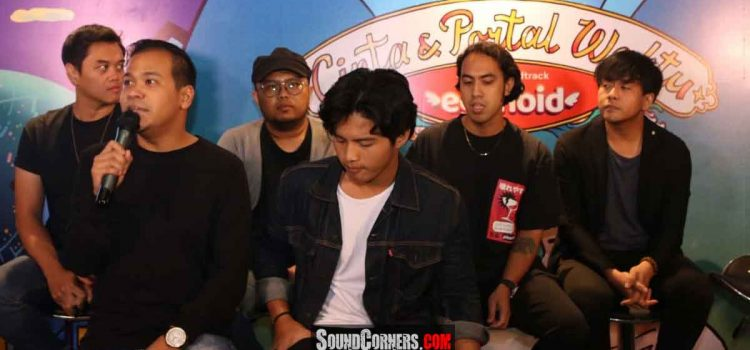 Nidji Keluarkan Single Original Soundtrack Eggnoid