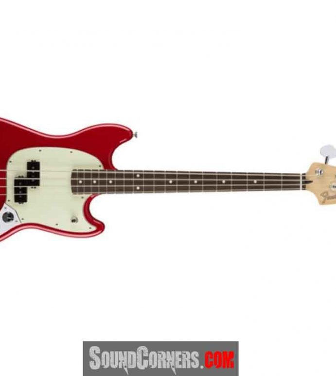 Fender Mustang Bass : Bass Menggemaskan Namun Nendang!