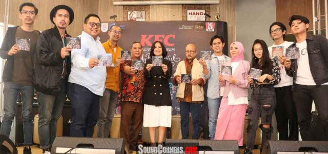 GMI Records dan MyMusic Records Rilis Album MyBeautiful Songs