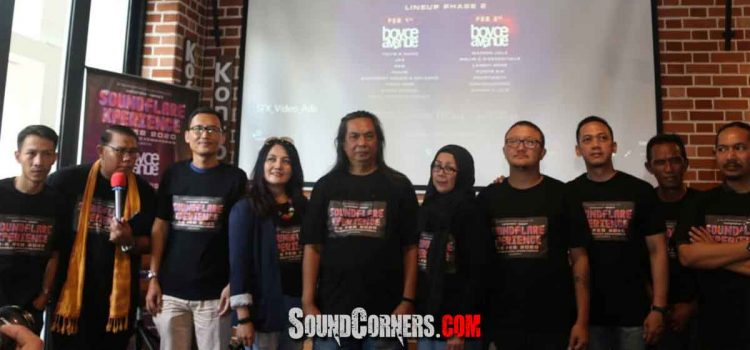 SOUND FLARE XPERIENCE FESTIVAL 2020 : Kolaborasi Band And EDM