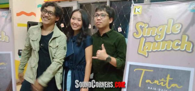 "Tanita Lepas Single Kedua ""Baik Baik Saja"" Karya Aan Story"