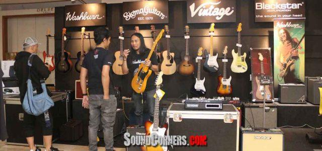 Guitar Experience 2019 : PT Citra Intirama Hadirkan Gitar Vintage Telecaster dan Stratocaster