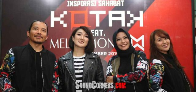 Kotak Rilis Single Inspirasi Sahabat Featuring Melly Mono