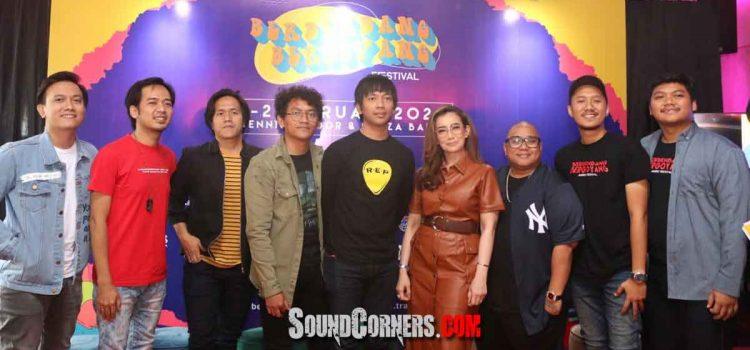 Berdendang Bergoyang Festival 2020 Sajikan 40 Band di Tiga Stage Indonesia Banget