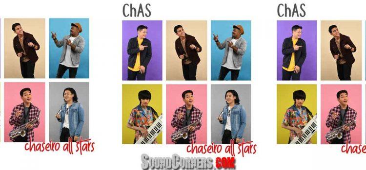 ChAS (Chaseiro All Stars)  Keluarkan Single Matahari Di Hati