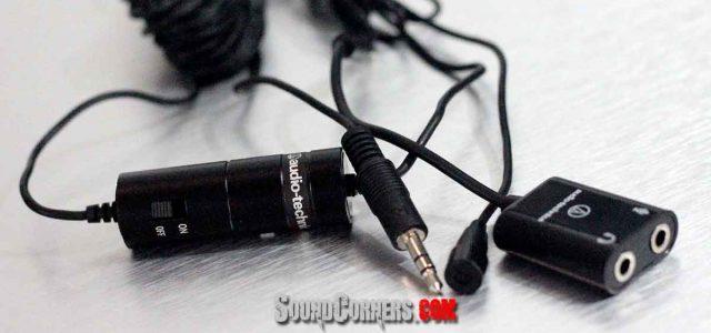 Audio-Technica 3350IS, Microphone Lavalier Terjangkau untuk Presentasi dan Produksi