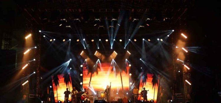 NOAH Munculkan Suara BCL di Panggung Love Fest, Penonton Histeris