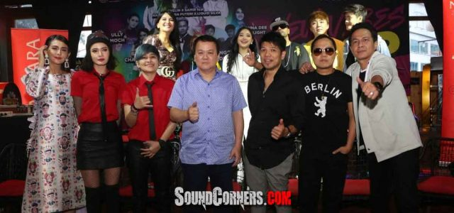 "Nagaswara Launching ""New Vibes of Pop"""