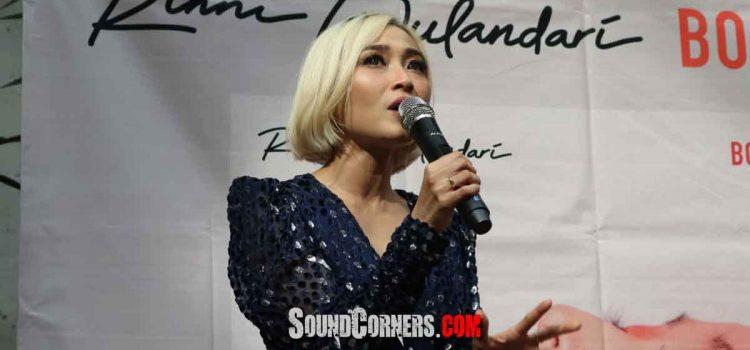 """Eksistensi Dalam Industri Musik, Rinni Wulandari Rilis Single """"Born Ready'"""""""